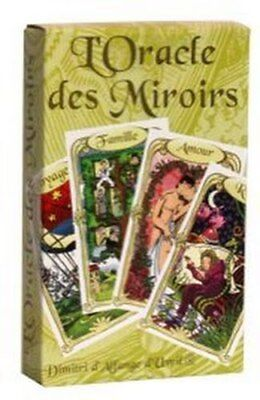 Oracle of Miroirs - 53 Cards with Booklet