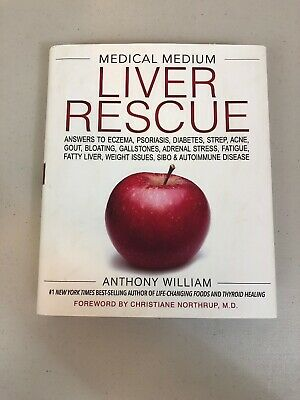 Medical Medium Liver Rescue by Anthony William (Hardcover)