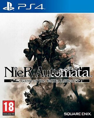 NieR Automata Game Of The YoRHa Edition PS4 * NEW SEALED PAL *