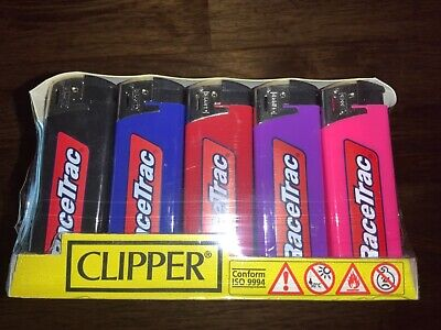 Full Size Disposable Lighter Cigarette Lighters Clipper 50 Count Assorted Colors