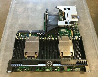 DELL POWEREDGE R720 R720xd MOTHERBOARD SYSTEM MAIN BOARD