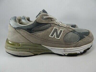 NEW BALANCE SHOES Style Mr993Gl Color Grey Made In The Usa