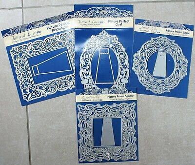 Tattered Lace Peach Sorbet Collection Bundle + Free P & P