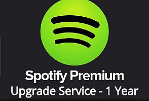 Spotify Premium 1 Year ⭐Own account/Upgrade⭐Fast delivery ⭐New ⭐12 Months