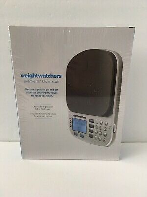 NEW Sealed Weight Watchers Scale Smart Points Kitchen Food Portion Calculate