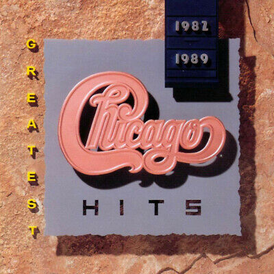 Chicago Greatest Hits 1982-1989 CD
