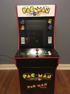 ARCADE 1UP PAC-MAN Video Game Plexiglass Deck Protector