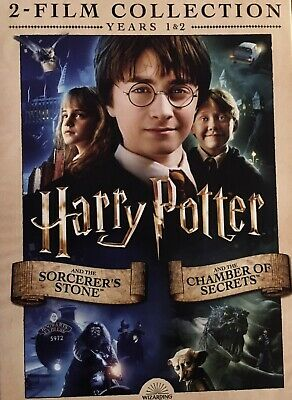 Harry Potter and the Sorcerers Stone/ Harry Potter and the Chamber of Secrets...