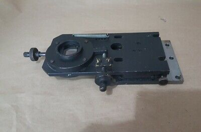 Optical  Stage Assembly Mounting Base