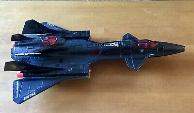 Your Choice of Individual Parts GI Joe 1986 Cobra Night Raven Accessories