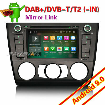 ANDROID 9 0 AUTORADIO BMW 1 Series E81 E82 Coupe E88 Convertible