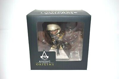 Assassin's Creed Origins Bayek Figure Screen Shots Loot Crate BRAND NEW!!