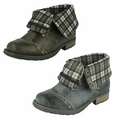Boys Cutie Ankle Boots