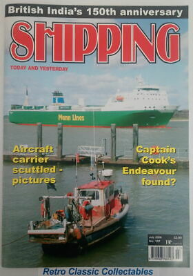Shipping Today and Yesterday - No.197 - July 2006