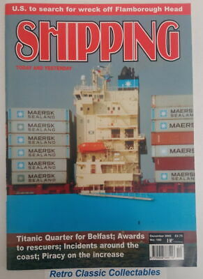 Shipping Today and Yesterday - No.190 - December 2005