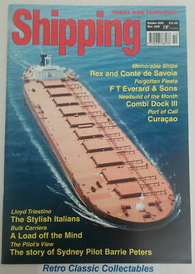 Shipping Today and Yesterday - No.236 - October 2009