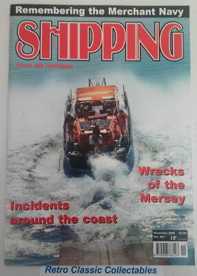 Shipping Today and Yesterday - No.201 - November 2006