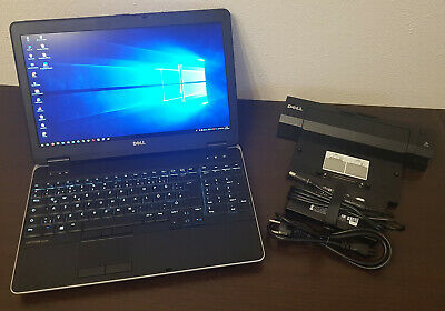 "Dell Latitude E6540 - 15.6"" Full-HD i5 - i7 HDD SSD 8 / 16GB RAM UMTS Win 10"