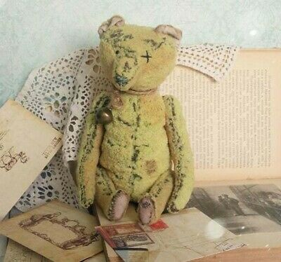 Vintage bear Antique teddy Antique toys Plush teddy bear Stuffed teddy bear