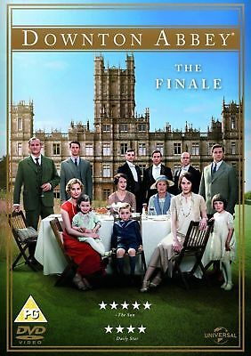 DOWNTON ABBEY - The Finale - Final Episode Collection New Sealed UK Region 2 DVD