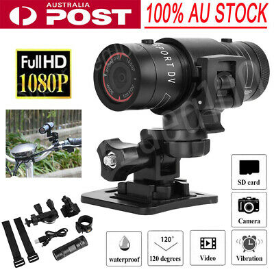 HD 1080P Action Sport Cam Camcorder F9 DVR DV Waterproof Helmet Video Camera