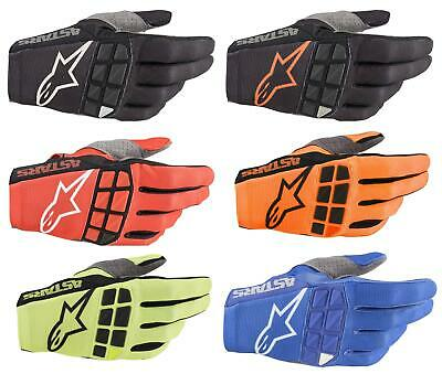 2020 Alpinestars Racefend Men's Adult MX Glove Motocross Off-Road
