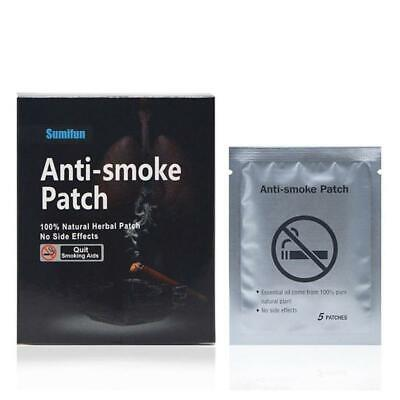 35 Patches Quit Stop Smoking Anti Smoke Patch for Smoking Cessation Patch 100%