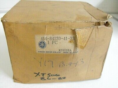 Vintage Yamaha New Old Stock , Xt500 Headlamp Shell , Boxed