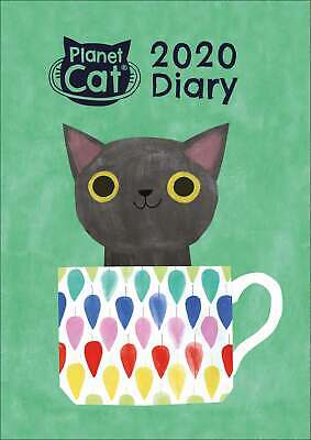 Planet Cat A6 Diary 2020
