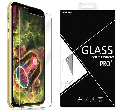 New 100% Genuine Tempered Glass Film Screen Protector For Apple IPhone X / XS