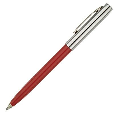 Fisher Space Pen Cap-O-Matic, Chrome Cap (S251) - Choose Color & Quantity