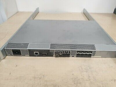 HP StorageWorks 4/8 San Switch - AM8000A - 8 Ports Active - Licenses
