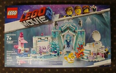 Lego 70837 The Lego Movie 2 Shimmer & Shine Sparkle Spa. New In The Sealed Box