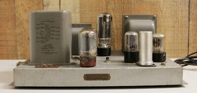 Amplifier Kit TM-15A - Tech-Master Products Co.