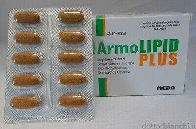 armolipid plus 60 compresse OFFERTISSIMA