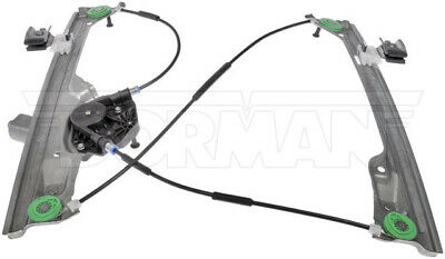 Rear Volvo 850 Window Regulator Motor Left Side Front