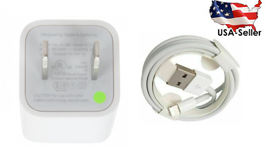 ORIGINAL OEM  Apple iPhone Lightning Cable USB Charger 6 6s 7 8 XS X Plus XR MAX