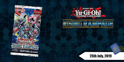 Rising Rampage - RIRA - Pick and Choose Any 5+ Cards (40% OFF!) - YuGiOh
