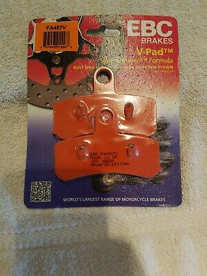 EBC Semi Sintered Brake Pads FA457V