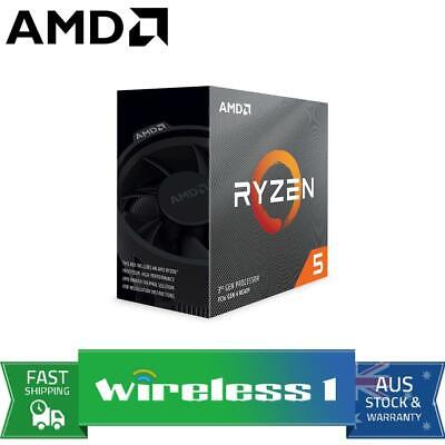 AMD Ryzen 5 3600 6 Core Socket AM4 3.6GHz CPU Processor with Wraith Stealth Cool