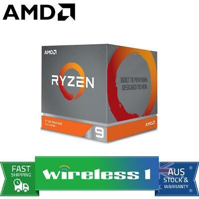AMD Ryzen 9 3900X 12 Core Socket AM4 3.8GHz CPU Processor with Wraith Prism Cool