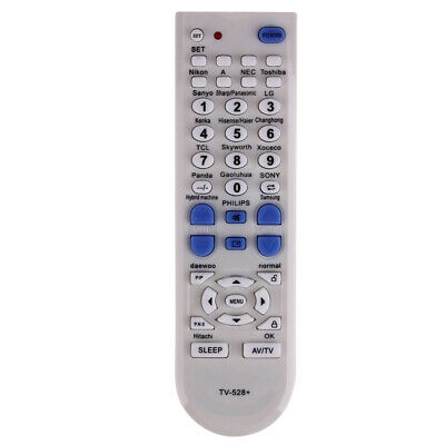 Universal TV Remote Control Replacement for SONY SHARP SAMSUNG /CS