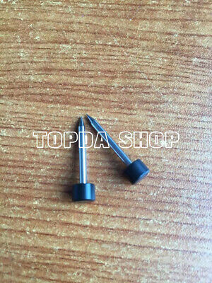 """Tungsten Electrodes 2/% 1//8/""""x7/"""" Red for /""""GTAW TIG PIPE WELDER /"""" 10 PIECES"""