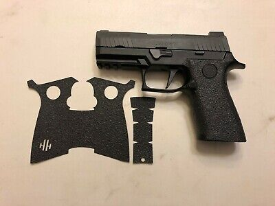 SIG P320 X5 Magwell Funnel And Grip Weight Factory Sig Sauer