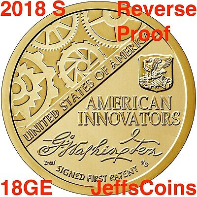 American Innovation 2018 $1 Proof Coin Set With Box And COA