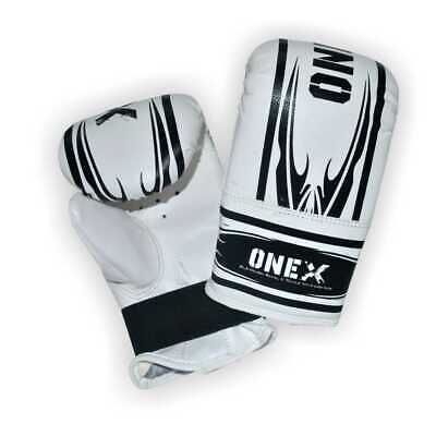 Boxing Sparring Gloves Junior Punching Bag Mitts MMA Muay thai Training Mitts
