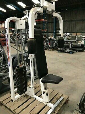 Paramount Fitness Line Vertical Butterfly Chest Fly Pec Deck