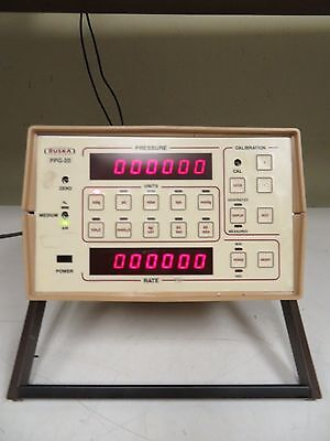 Ruska PPG-20 6210-801-C Pressure Calibrator/Calibration unit - MS46