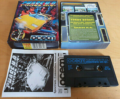 CHASE HQ for SINCLAIR ZX SPECTRUM by Ocean