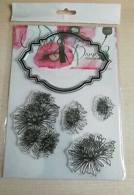 New Stamps By Me Artistic Mounts Floral Frame 3 467126 - 5 Stamps